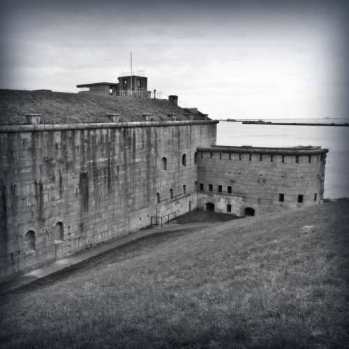 Advisory work at Nothe Fort