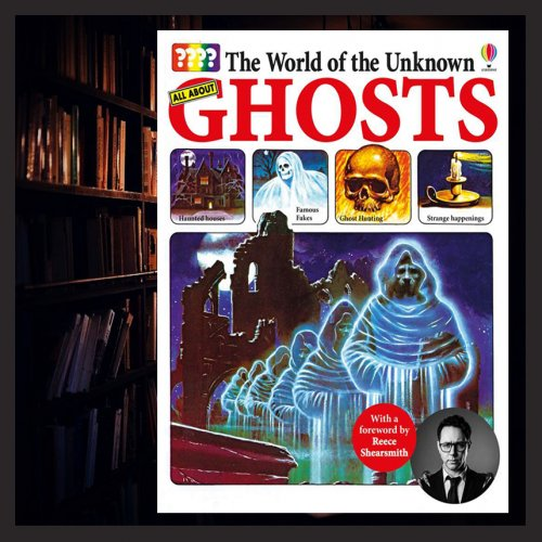 Usborne: All About Ghosts Book Review