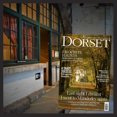 The team in Dorset Magazine